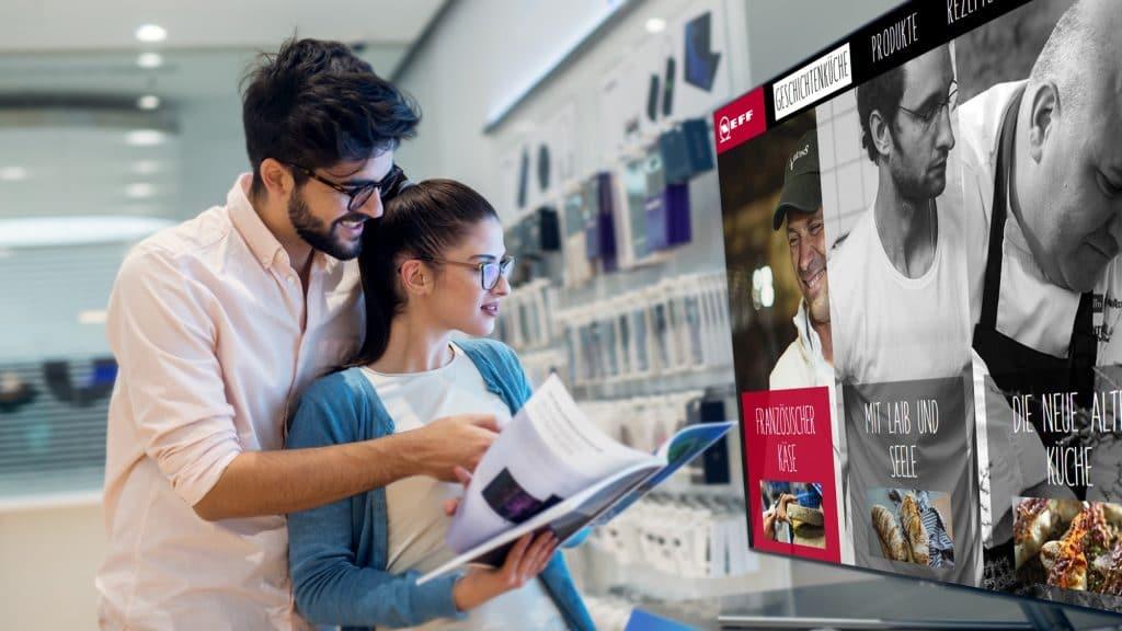 MEKmedia Smart Signage Box-am-POS