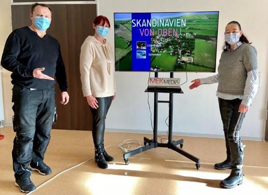 MEKmedia_SmartSignage_JohanniterHausHerrsching