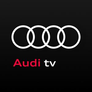 Audi TV Logo 2021