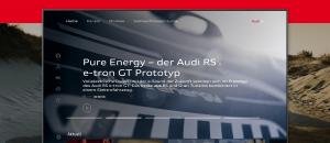 Audi TV Smart TV third Relaunch 2021