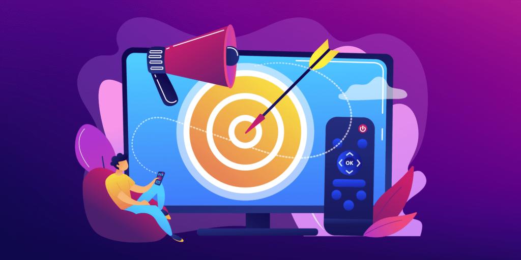 Werbung im Connected TV
